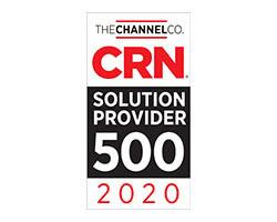 Incedo - CRN 2020 SP500 list